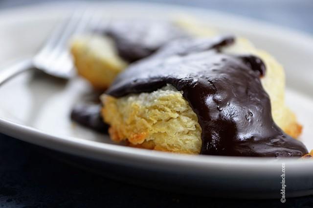 Chocolate Gravy Recipe | ©addapinch.com