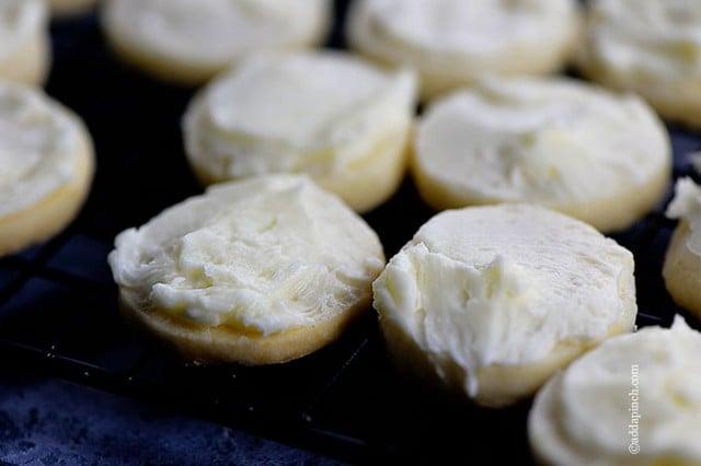 Key Lime Shortbread Cookies Recipe   ©addapinch.com