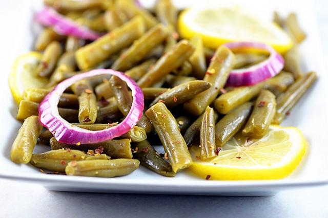 Spring Green Beans Recipe   ©addapinch.com