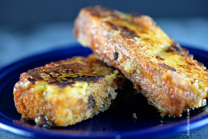 Banana bread french toast recipe add a pinch banana bread french toast addapinch forumfinder Image collections
