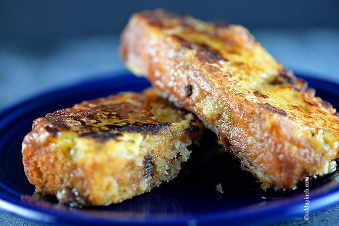Here's my Banana Bread French Toast recipe. I think you'll love it ...