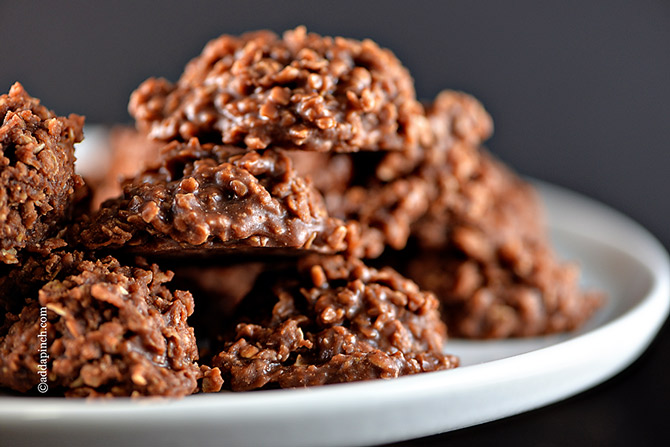 Chocolate No Bake Cookies Recipe Add A Pinch