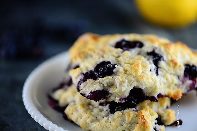 recipe: amazing lemon scones [26]