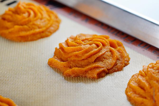Duchess Sweet Potatoes Recipe - Add a Pinch