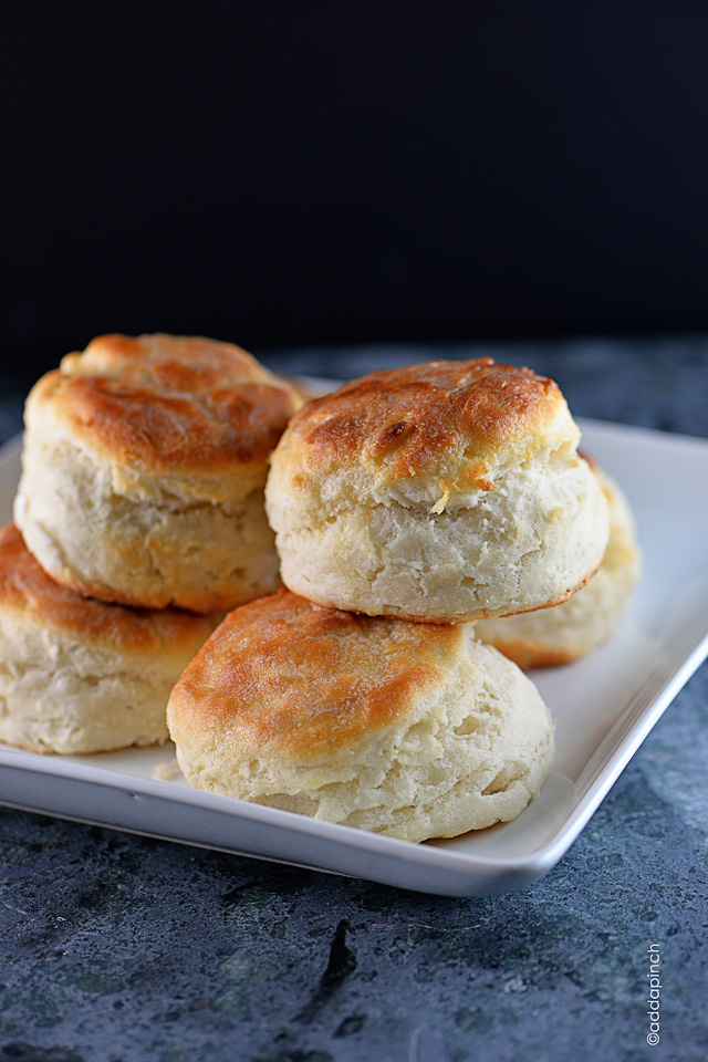 Angel Biscuits Recipe | ©addapinch.com