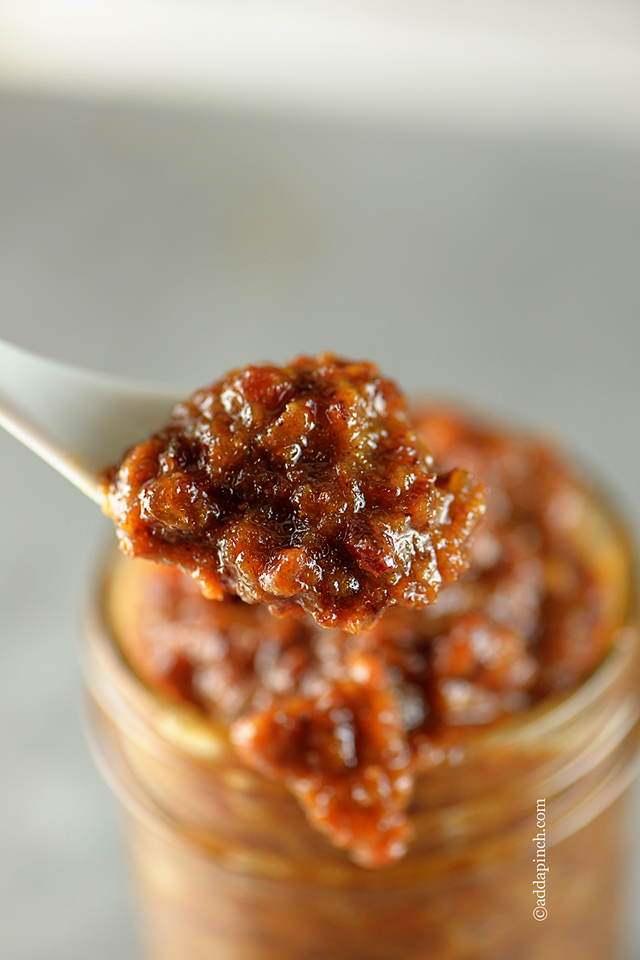 Bacon Jam Recipe from addapinch.com