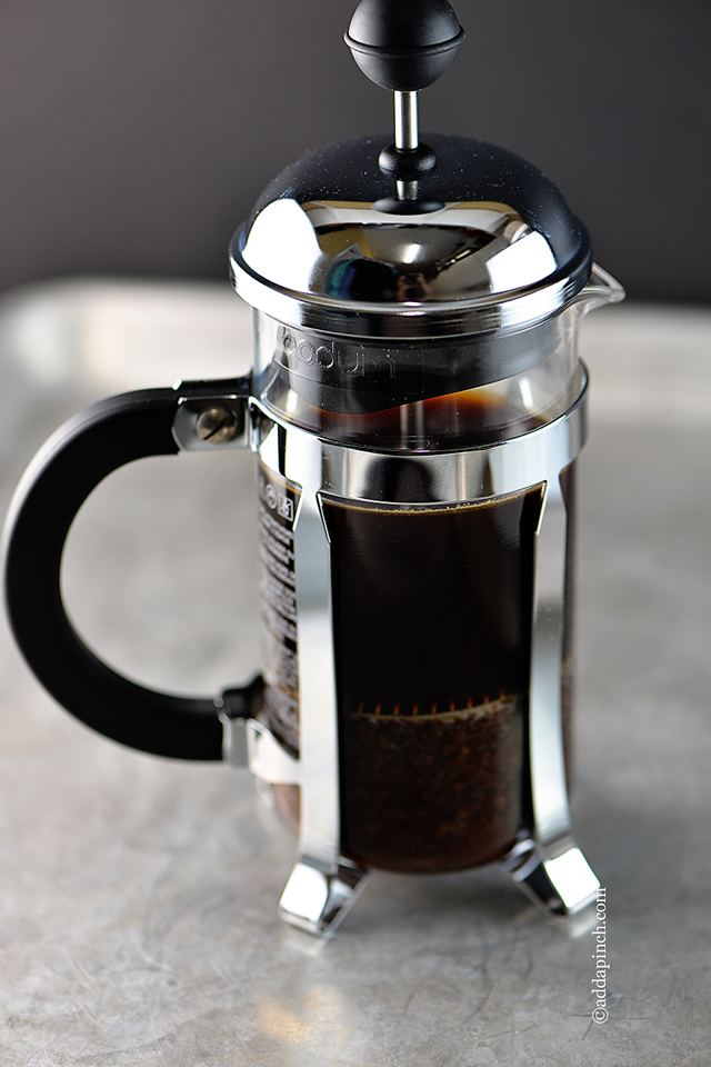 Cold Brew Coffee from addapinch.com