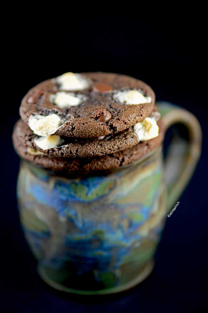 Mexican Hot Chocolate Cookies Recipe - Add a Pinch