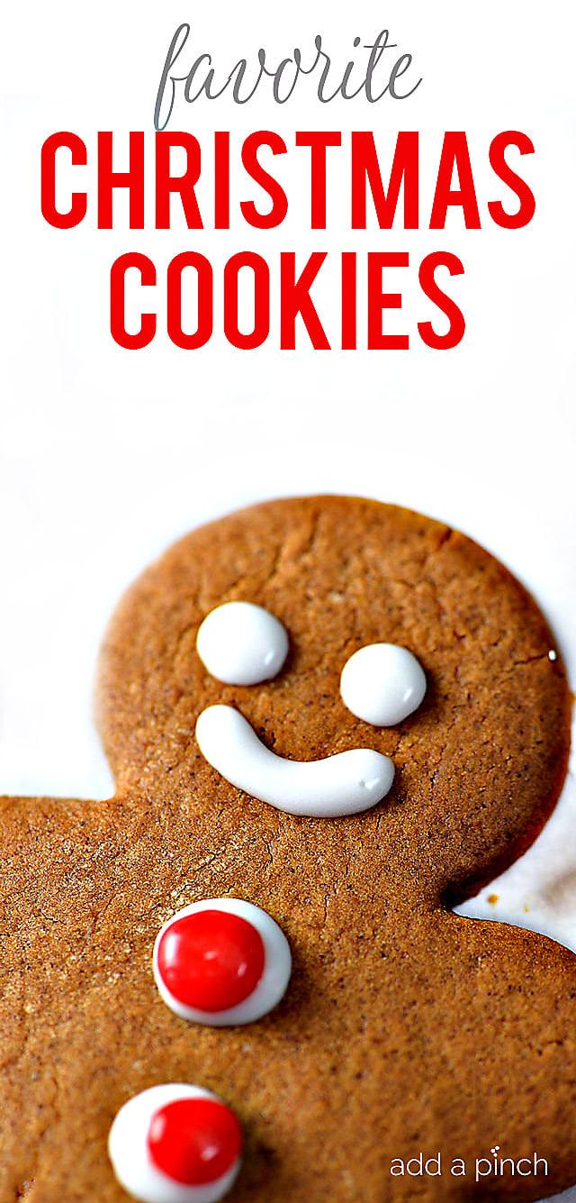 Favorite Christmas Cookies - Favorite Christmas cookies from sugar ...