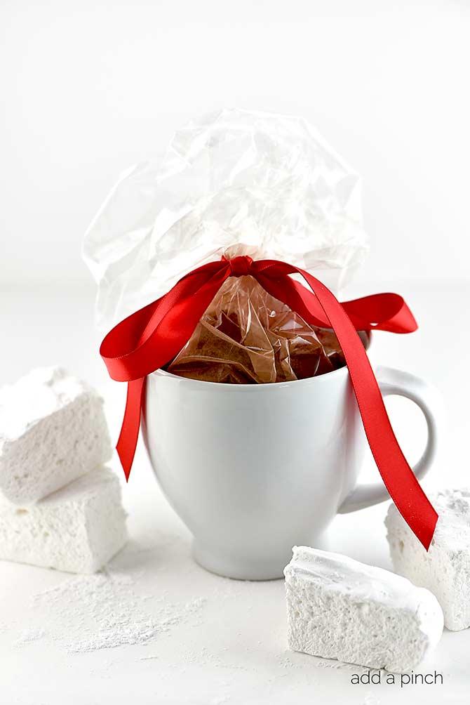 Marshmallow Recipe from addapinch.com