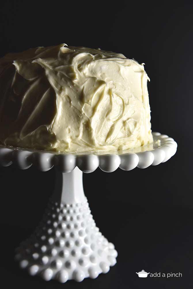 Red Velvet Cake Recipe from addapinch.com