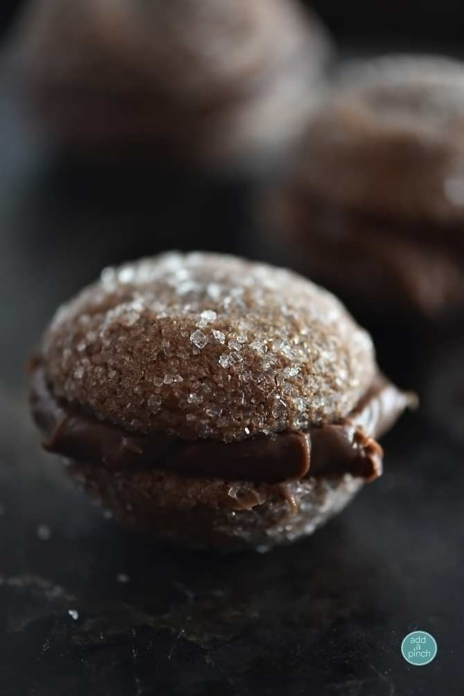with chocolate these cookies are a chocolate lover s dream