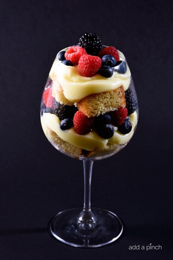 wine trifle recipe
