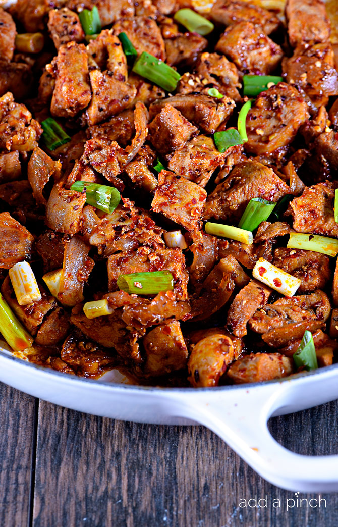This General Tsos Chicken Recipe brings a favorite take-out dish home ...