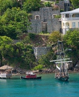 St. Thomas in Pictures