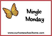 Mingle Monday :: Blog Frog Winners and Social Media Support
