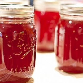 Muscadine Jelly - Cooking | Add a Pinch | Robyn Stone