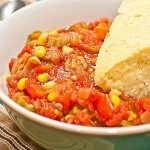 Southern Vegetable Soup Recipe