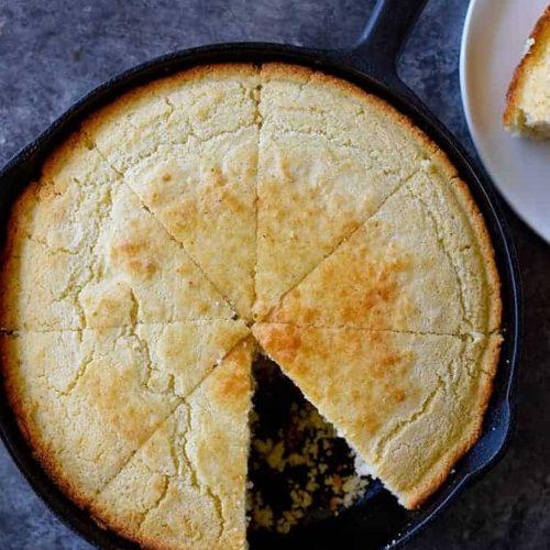 Southern Cornbread Recipe - Add a Pinch