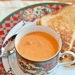 Chunky Tomato Basil Soup Recipe
