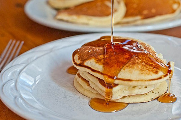 Buttermilk Pancakes - Cooking | Add a