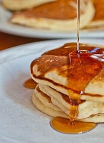 Buttermilk Pancakes and Celebrations