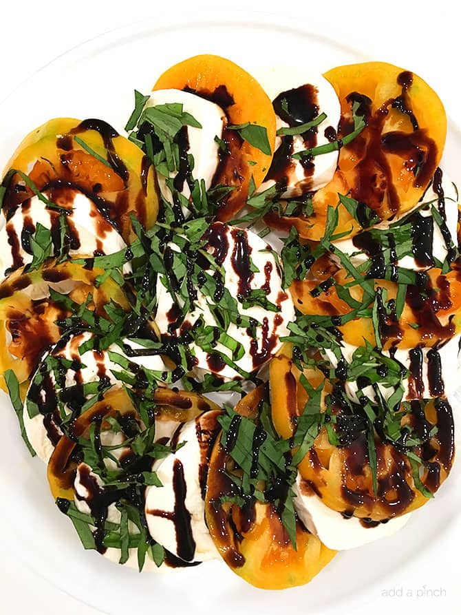 Homemade Balsamic Glaze Recipe Add A Pinch