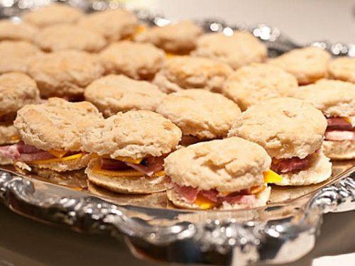Southern Ham Biscuits Add A Pinch