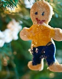 Salt Dough Ornaments // adapinch.com