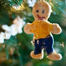 Salt Dough Ornaments // adapinch.com