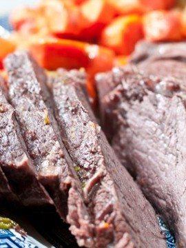 Oven-Braised Roast Beef Recipe