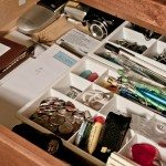 Organized Living :: Taming the Junk Drawer