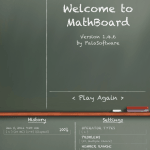 MathBoard for iPad