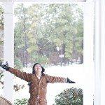 A Southern Snow