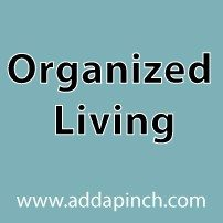 Organized Living :: Establish Routines