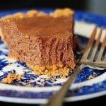 Chocolate Candy Bar Pie