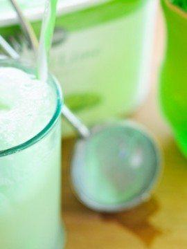 Lime Sherbert Cooler