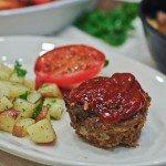 Weeknight Meatloaf Muffins Recipe