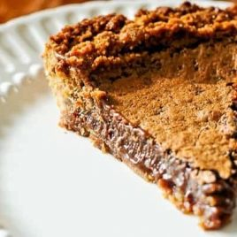 Southern Fudge Pie | ©addapinch.com