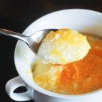 Slow Cooker Grits | ©addapinch.com