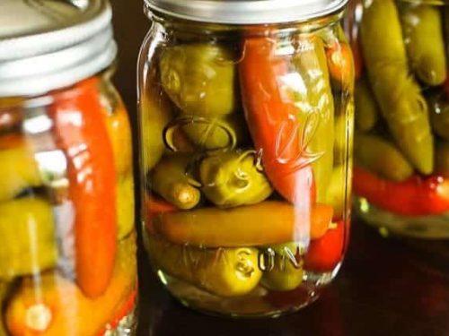 Southern Pepper Sauce Recipe