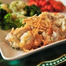 Creamy Baked Turkey Recipe