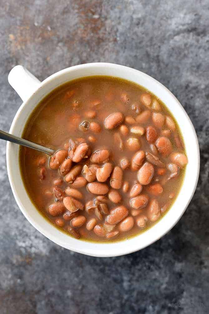Pinto Beans Recipe Add A Pinch