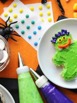 Make Your Own Monster Halloween Party