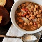 White Bean Soup with Bacon