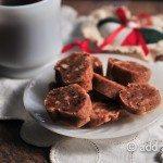 Grandmother's Date Nut Roll Recipe
