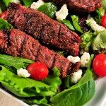 Seven Pepper Steak Salad Recipe