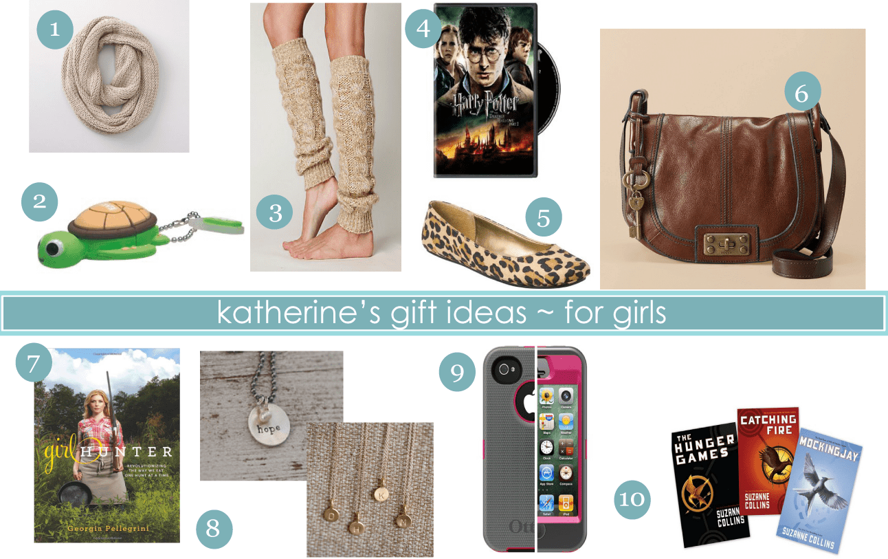 Gift Ideas Katherine S List For Girls And A Giveaway