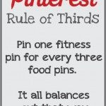 Pinterest Rule of Thirds {Mingle Monday}