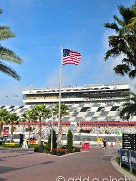 Daytona 500 {lots of firsts}